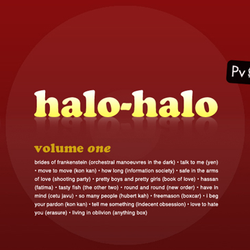 Halo-Halo Vol.1 | New Wave Music 80s