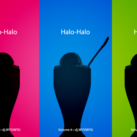 Halo-Halo Vol.6 | New Wave Music 80s