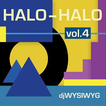 Halo-Halo Vol.4 | New Wave Music 80s