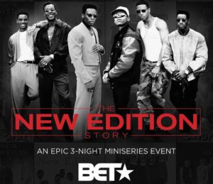 The New Edition Story Soundtrack